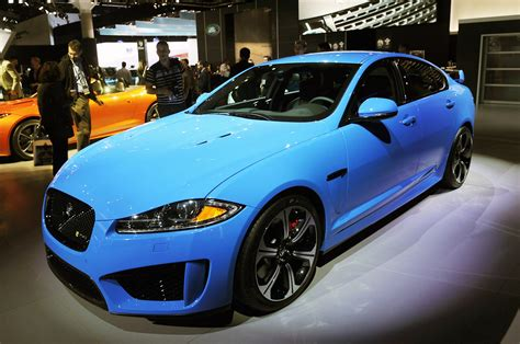 2018 Jaguar Xfr S Is The Power And The Fury Autoblog