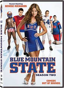 Blue Mountain State DVD news: Box Art and Pricing for Blue ...