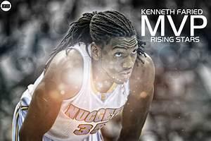 Kenneth Faried MVP Rising Stars by EmanuelooElArte on ...