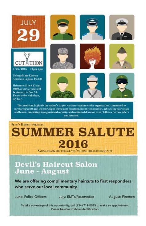 July 29: Devil's Haircut fundraiser cut-A-thon benefits ...