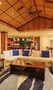 95 Tropical Living Room Ideas for 2019