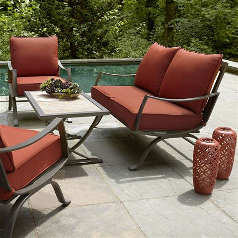 Ty Pennington Patio Furniture Palmetto ty pennington style sc k 233nsfset palmetto 4pc patio
