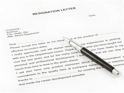 carta de renuncia como hacer una carta de renuncia