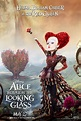 Alice Through the Looking Glass (2016) Poster #1 - Trailer ...