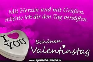 Valentinstag Lustige Bilder : valentinstag spr che mit herzen und mit gr en m chte ich dir den tag vers en ~ Frokenaadalensverden.com Haus und Dekorationen
