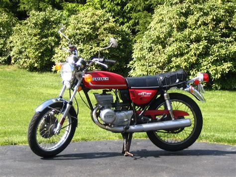 Suzuki Gt185 by Suzuki Gt185 Classic Motorbikes