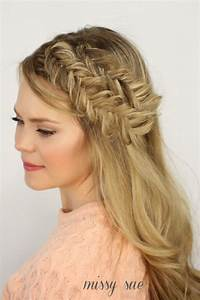 16 Beautiful DIY Braided Boho Chic Hairstyles - Styleoholic