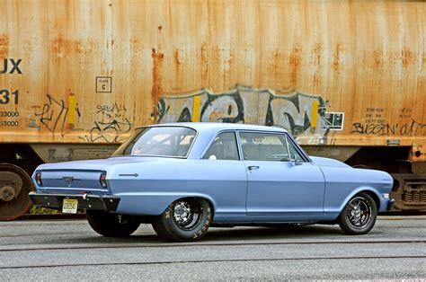 Home-built 705-horsepower 1962 Chevrolet Nova Street
