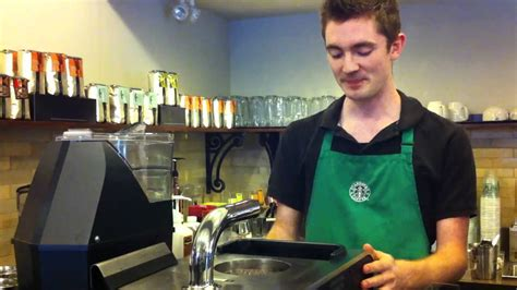 Great tasting for each cups of coffee will be made with help of clover's brewers, engineered for commercial grade where it can serve extensive range of service area. Clover Coffee Machine at Starbucks - YouTube