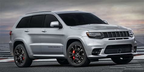 New 2017 Jeep Grand Cherokee Trailhawk Joins Lineup