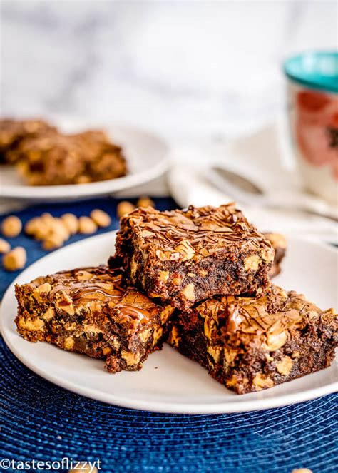 110 likes · 1 talking about this. Espresso Brownies Recipe with Peanut Butter Chips {Box Mix ...