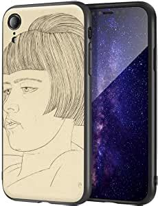Amazon.com: Eric Gill for iPhone XR Case/Fine Art
