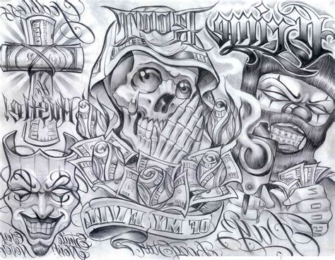 awesome mexican gangster tattoo fonts paijo network