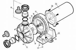 Hayward 6060 Booster Pump