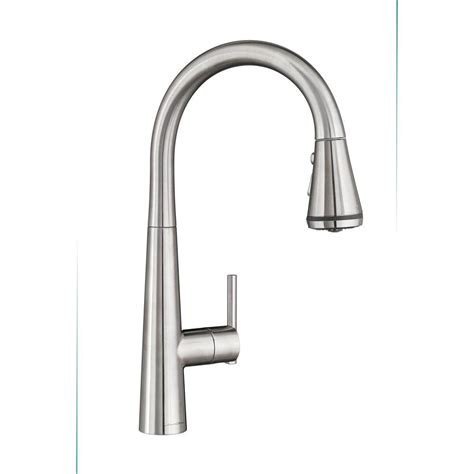 kitchen faucets pull american standard edgewater single handle pull