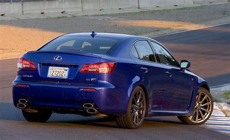 2008 Lexus Is F Photo