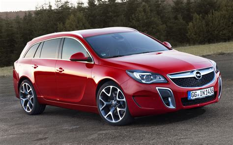 2014 Opel Insignia Opc Wallpaper