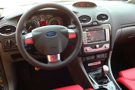 interieur ford focus rs essai ford focus rs500 motorlegend