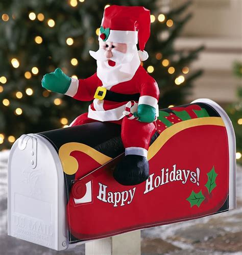 Santa Claus Decoration - attractive home decoratives home designing