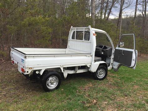 Suzuki Mini Trucks by Suzuki 4 215 4 Mini Truck 4390 Sold Thanks Jim Mayberry