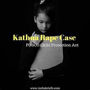 पोस्को एक्ट: जानें बच्चों के साथ बलात्कार पर कैसे करता है ...
