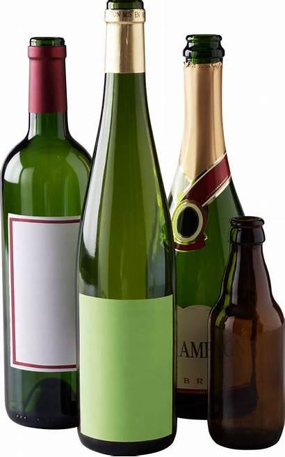 Bottle Bottles Wine Glass Beer Resolution Transparent