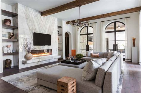 Mediterranean Style Home Interiors mediterranean style texan home with light flooded interiors