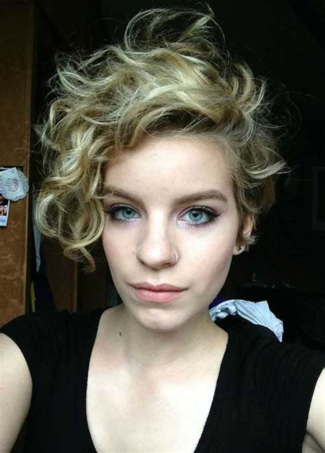 Pixie Curly Hairstyles by Curly Pixie Haircuts Hairstyles 2017 2018