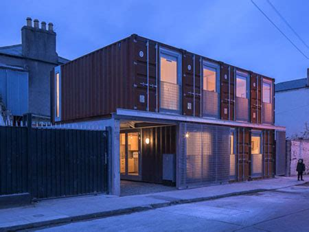 home building plans container house ringsend dublin lid architecture