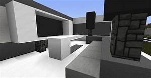 Minecraft Living Room Modern Ideas Project On ...