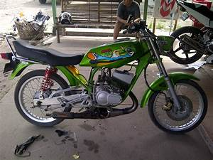 Modifikasi Rx King Jd Trail