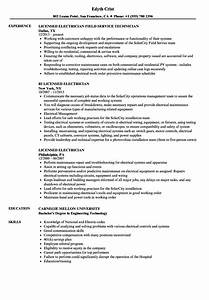industrial electrician resume samples licensed electrician resume samples velvet jobs