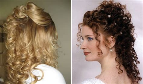 Bridal Hairstyle And Makeup