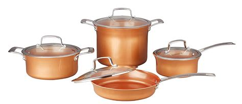top  nuwave piece duralon cookware set kitchen smarter