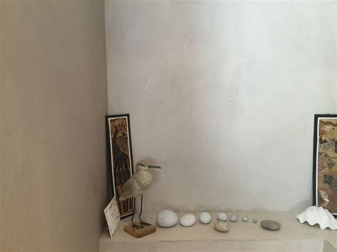béton ciré sur carrelage mural cuisine salle de bain beton cire gris