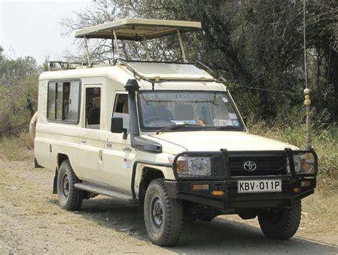 Safari Tours, Oil Investors