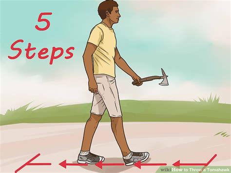 How To Throw A Tomahawk 12 Steps (with Pictures) Wikihow