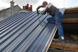 Tole Pour Toiture : tole pour couverture de toit j cherence ~ Premium-room.com Idées de Décoration