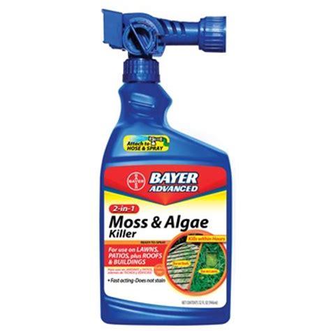 moss mold algae bfg supply