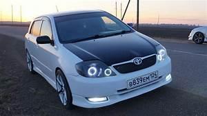Pimped Toyota Corolla Runx