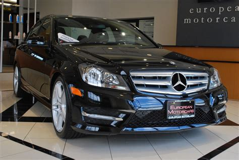 Amg model with 451 horsepower; 2013 Mercedes-Benz C-Class C300 Sport 4MATIC for sale near ...