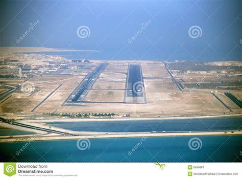 Bahrain Airport Runway 30R/L 2007 Stock Image - Image of ...