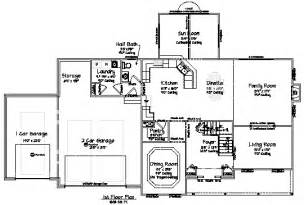 new home building plans floor plans for new homes home house floor plans