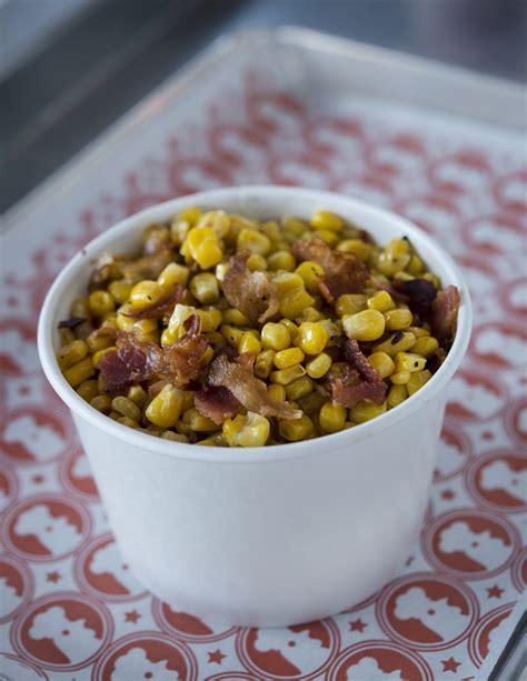griddled corn  bacon recipe relish