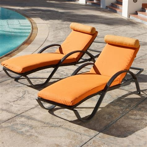 moderncheap outdoor chaise lounge chairs with cushions