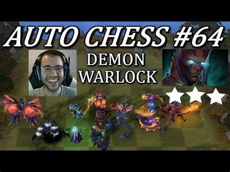 master is back terrorblade dota auto chess gameplay 64 youtube