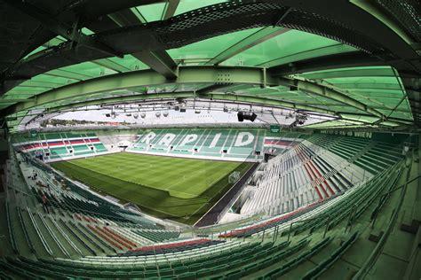 rapid stadion toller support der finanzbranche