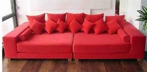 Big Sofa Microfaser : bigsofa rot in wien m bel und haushalt kleinanzeigen ~ Indierocktalk.com Haus und Dekorationen