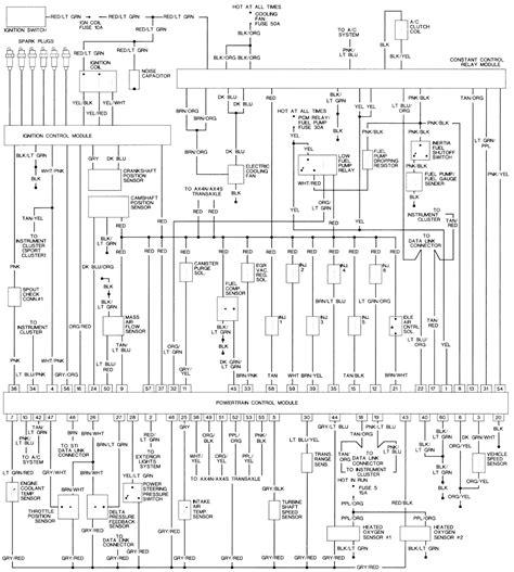 1989 Ford L9000 Wiring Diagram by 1995 Ford L8000 Wiring Diagram