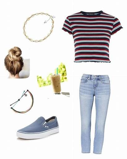 Clothes Chamberlain Emma Outfits Polyvore Shoes